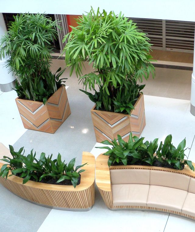 Joinery Planters