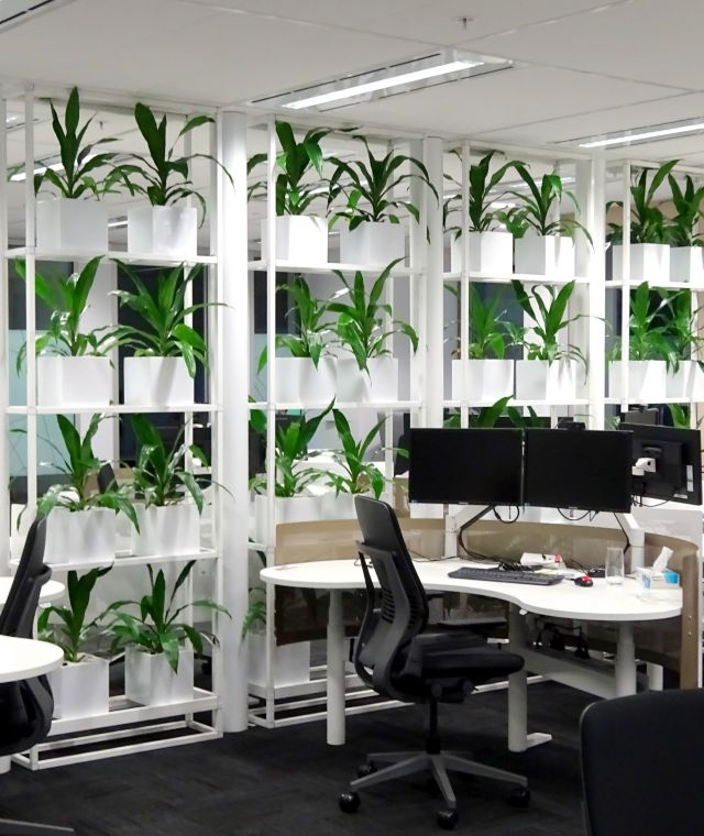 Desktop Cube Wall