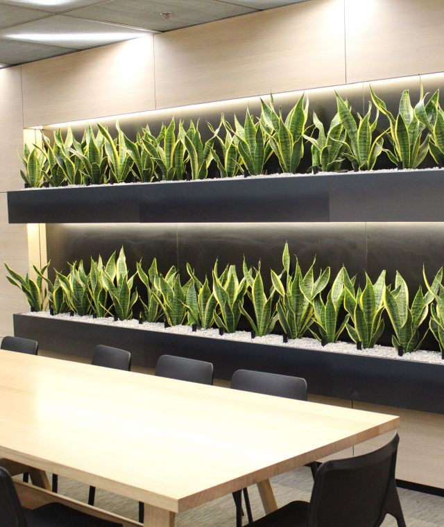 Wall Planter Joinery